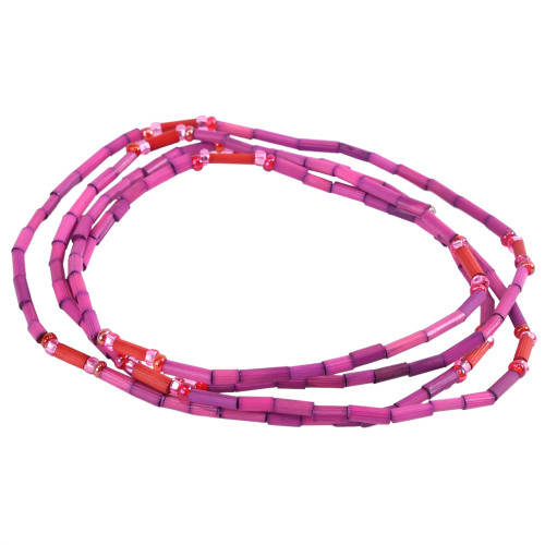 Zulugrass by Leakey Collection - Bright Fuchsia
