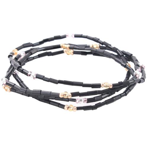 African Jewelry - Zulugrass Black