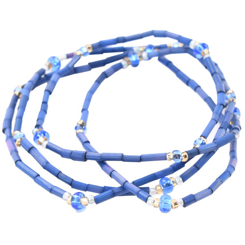 Zulugrass by Leakey Collection - Cerulean Blue