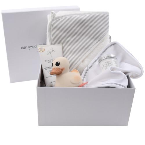 Unisex Baby Gift Basket - Bath Themed - Wash Up