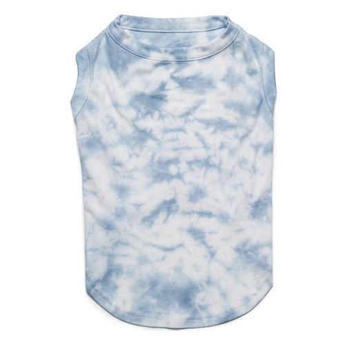 Tie Dye Dog Clothes - Tank Shirt - Large (10-14lb)