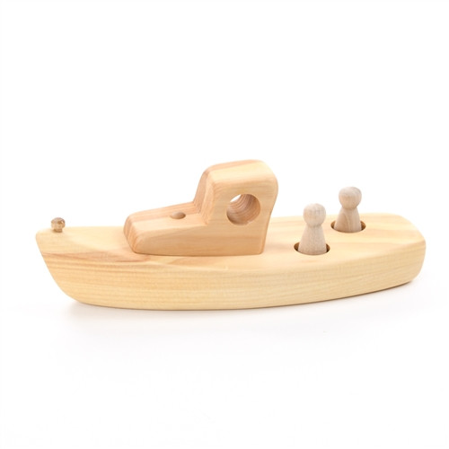 Old Fashioned Toy Lobster Boat