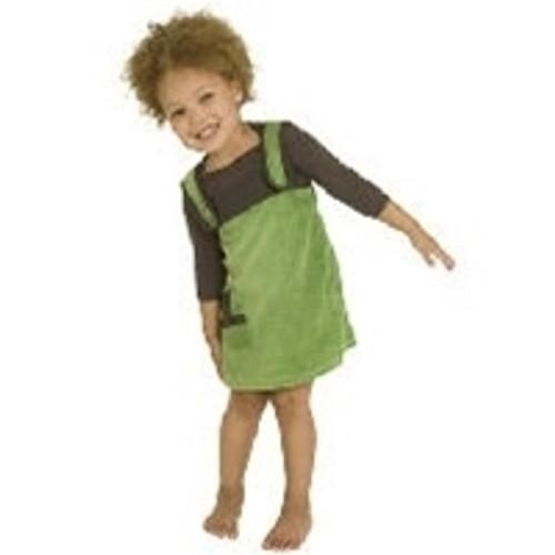 Kate Quinn Organics Velour Organic Dress - 4T