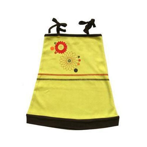 Organic Toddler Dress - Blossom 12m