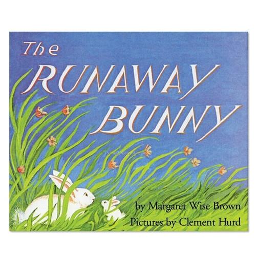 Runaway Bunny Hardcover Book
