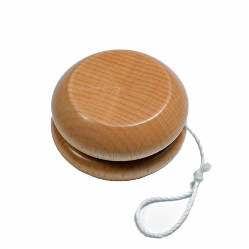 Old Fashioned Wooden YoYo
