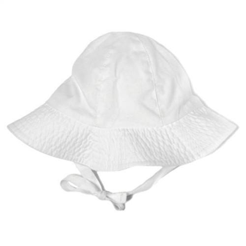 Organic Sun Hat - 0-3 months