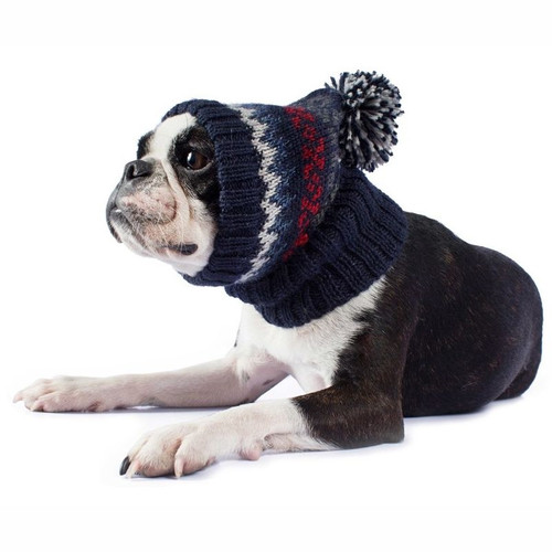Organic Dog Hat - Wool Hat, XXS