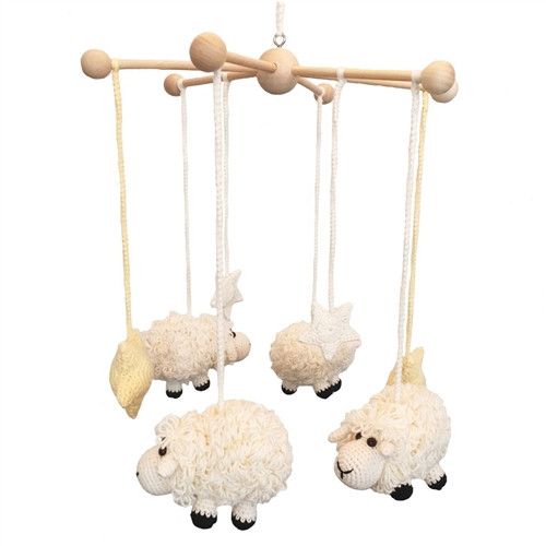 Organic Sheep Mobile