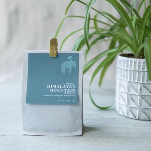 Organic Loose Leaf Tea - Himalayan Green Tea