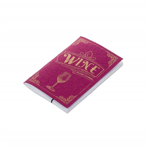 Wine Tasting Pocket Journal