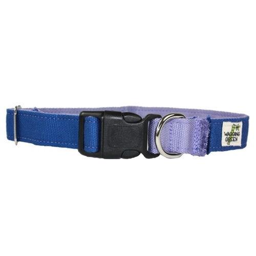 Bamboo Dog Collar - Lilac - Large (18-26