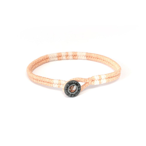 Global Goods Fair Trade Jewelry - Bracelets for Change - Pink