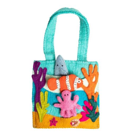Ocean Toys Puppet Bag