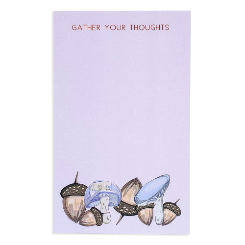 Gather Your Thoughts Notepad