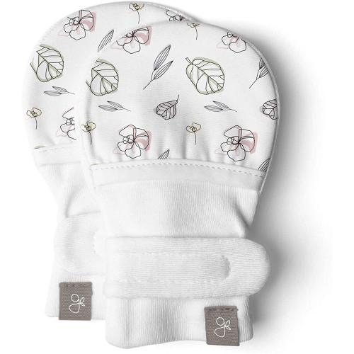 Organic Newborn Mittens - 0-3 Months