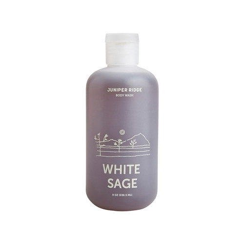 All Natural Body Wash - White Sage