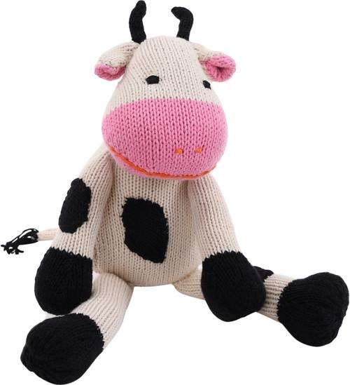 Organic Stuffed Cow - Clara