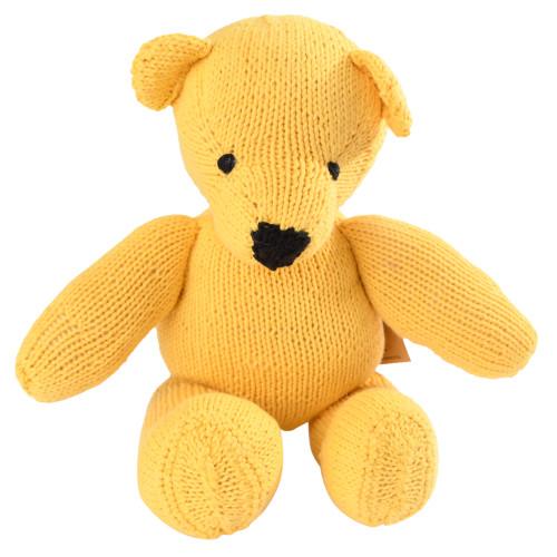 Yellow Teddy Bear Organic - Harper