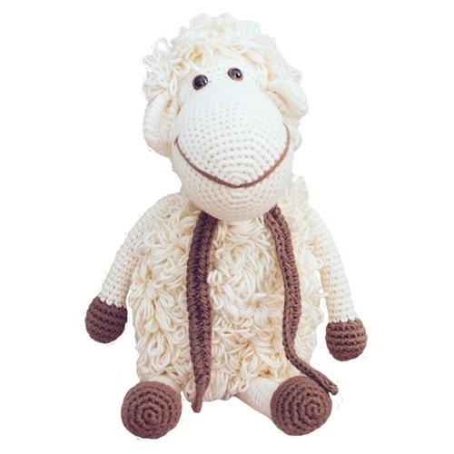 Organic Stuffed Animal - Bebemoss - Sheep - Darla
