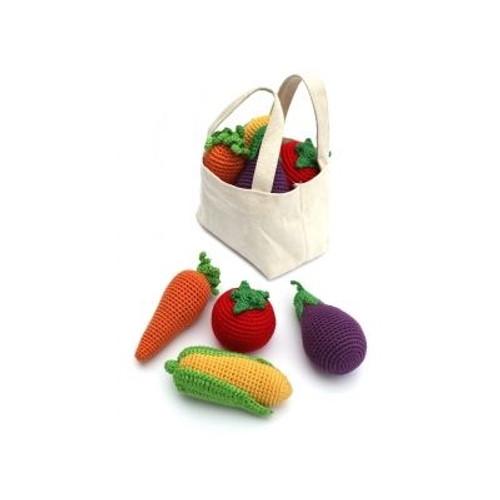 Play Food Veggies Organic