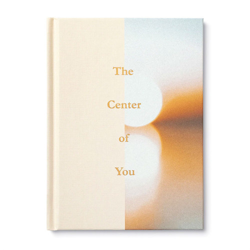 The Center of You Book - Hardcover
