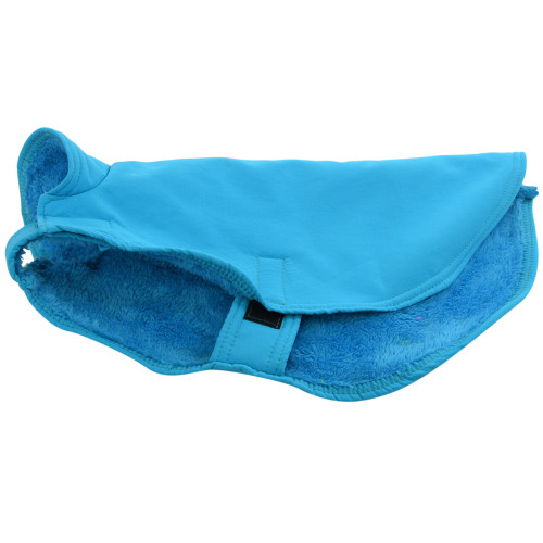 Insulated Dog Jacket - Blue - Small (14