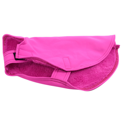 Insulated Dog Jacket - Pink - Small (14
