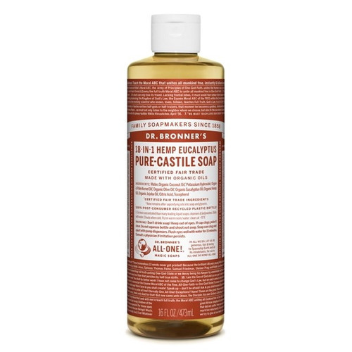 Organic Castile Soap - Eucalyptus