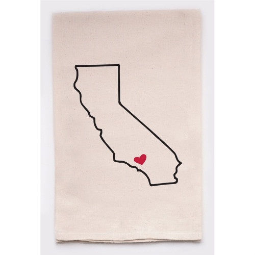 Housewarming Gifts - Tea Towels by State - Choose Your State!