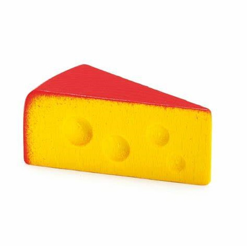 Wooden Play Food - Cheese