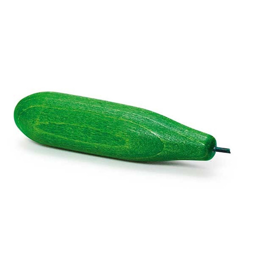 Wooden Play Food - Cucumber