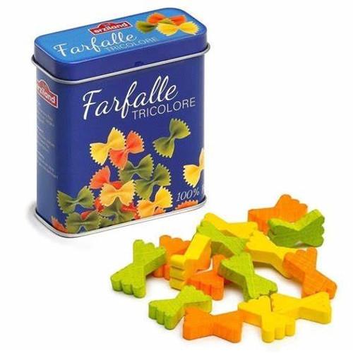 Wooden Play Food - Pasta - Farfalle