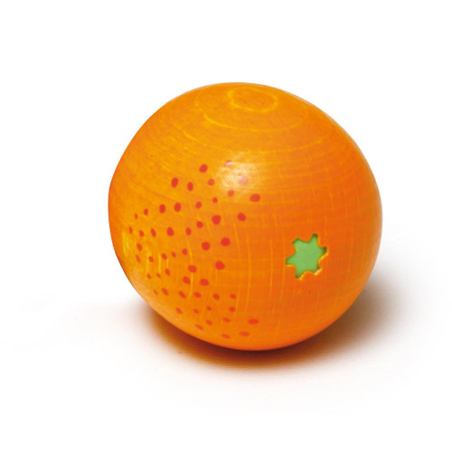 Wooden Play Food - Orange