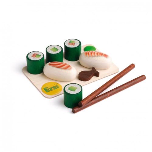 Mini Sushi Play Set - Wooden Toys