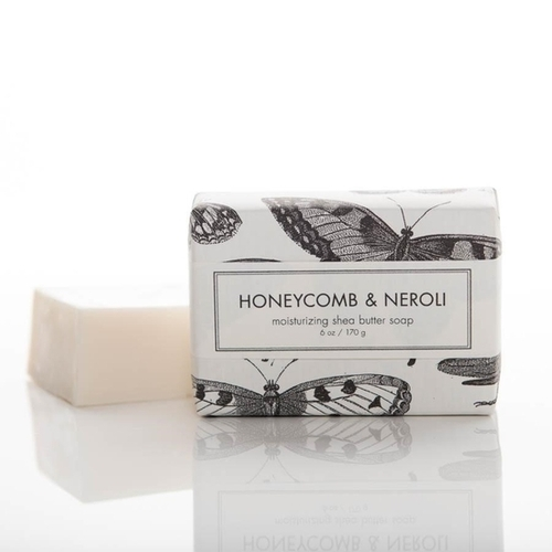 Shea Butter Bath Bar - Honeycomb and Neroli