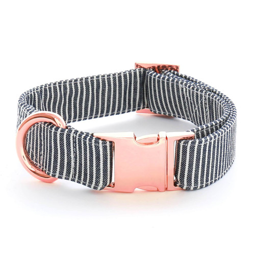 Stylish Dog Collar - Stripe - XS - 8-12
