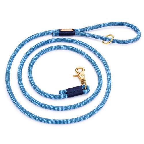 Rope Dog Leash - Blue