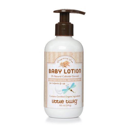 Organic Baby Lotion - Colloidal Oatmeal