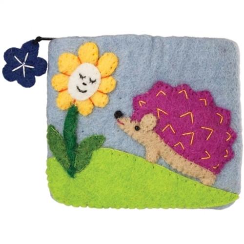 Hedgehog Gift Card Holder