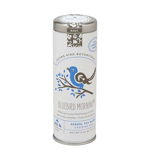 Organic Herbal Tea - Bluebird Morning