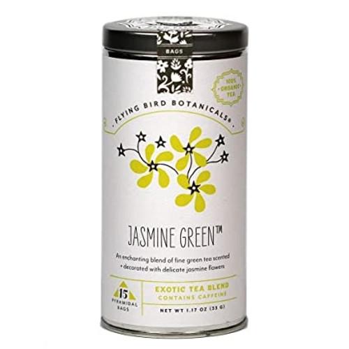 Organic Herbal Tea - Jasmine Green