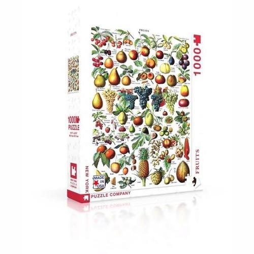 Puzzle - Fruit - 1000 pieces