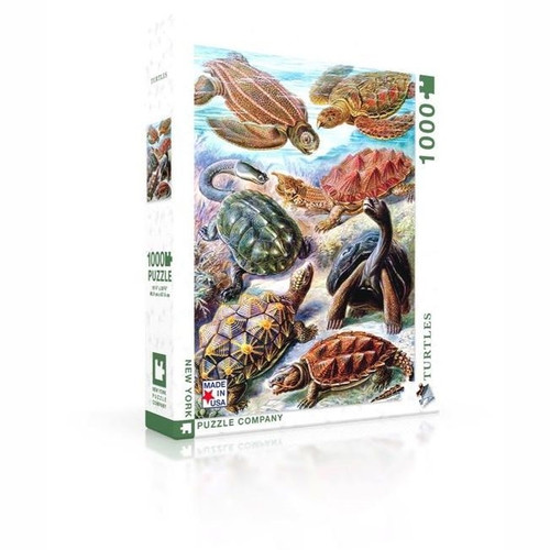 Puzzle - Turtles - 1000 pieces