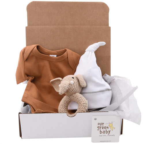 Baby Gift Under $50 - Little Elephant