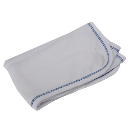 Organic Burp Cloth - Blue
