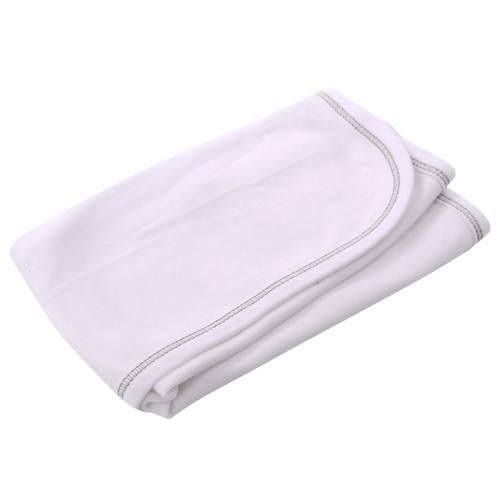 Organic Burp Cloth - Grey
