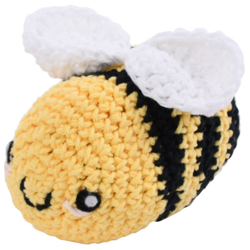 Organic Baby Toys Made in USA - Bumble Bee