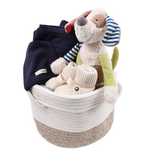 Organic Baby Gift Basket - BFF