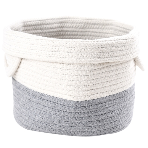 Make Your Own Gift Basket - Cotton Rope Basket